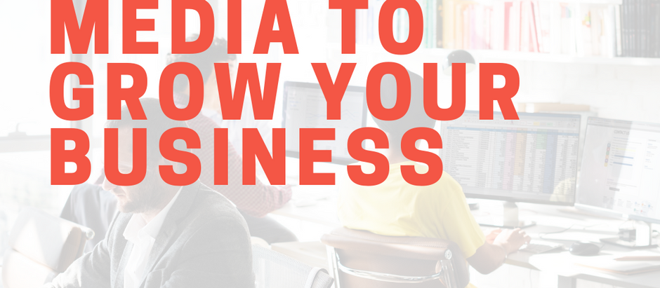 6 Ways To Use Social Media To Grow Your Business