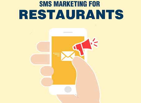 How Can SMS Marketing Help Increasing Restaurant's Business?