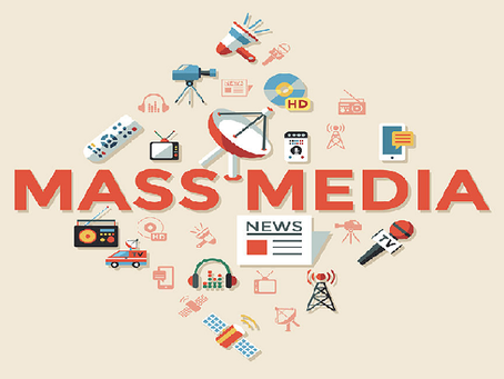A Vital Role of Mass Media in Education Worldwide