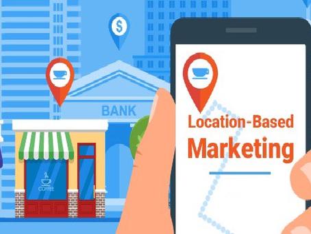 Getting the Head around Location Based Marketing