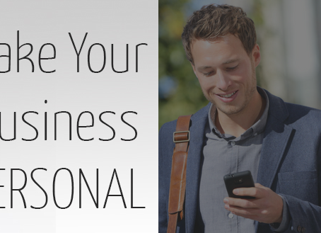 This is how Text Messaging Can help your Retail Business Get Personal