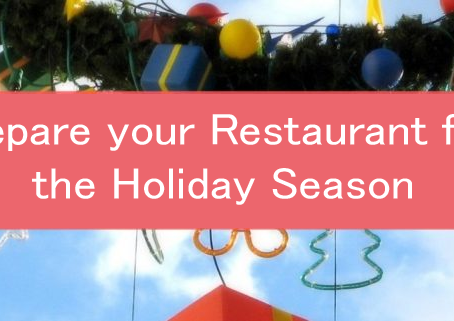 Restaurant Marketing: 3 Important Strategies to Prepare for the Holiday Season
