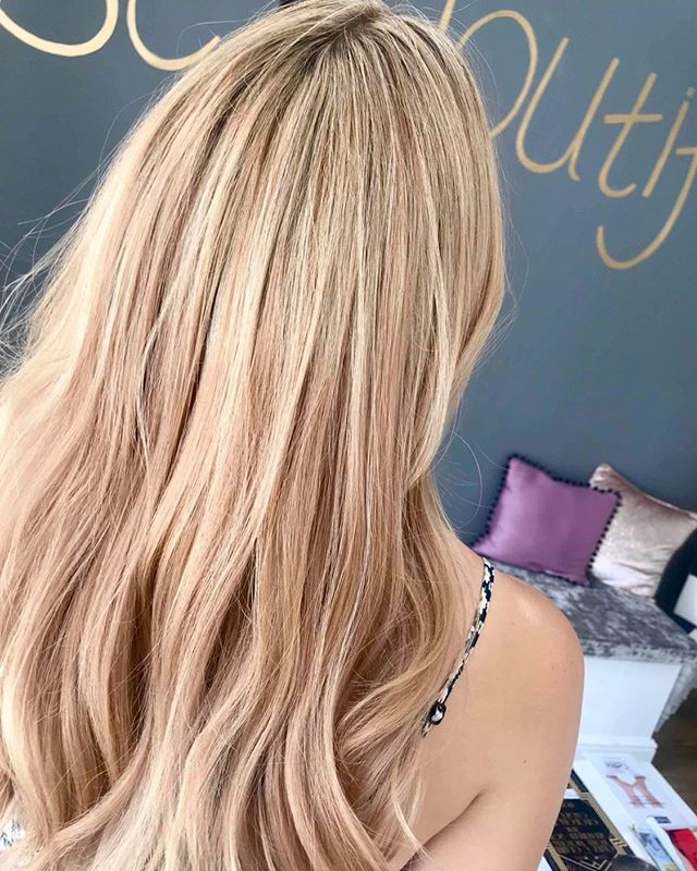 Hair by Courtney Sunshine Blonde!_Call t