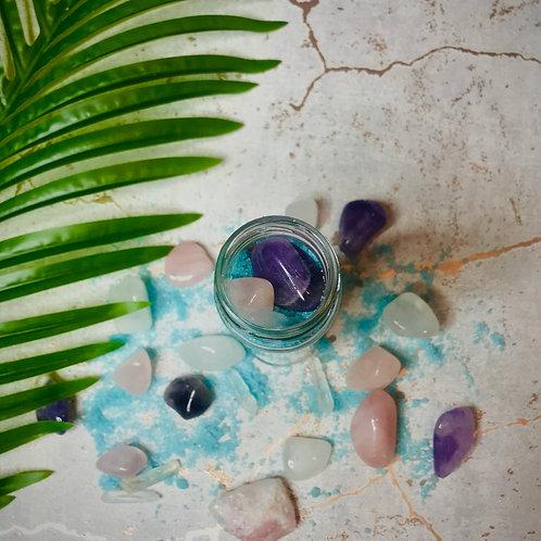 Mermaid Tea Bath Salts