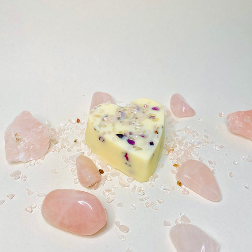 Rose Quartz Massage Bar
