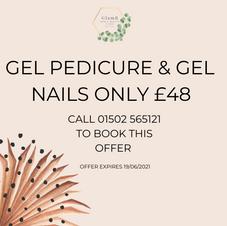 Summer Gel Nails offer