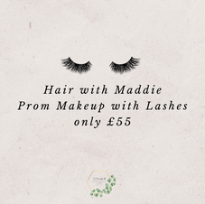 Prom Package Offer