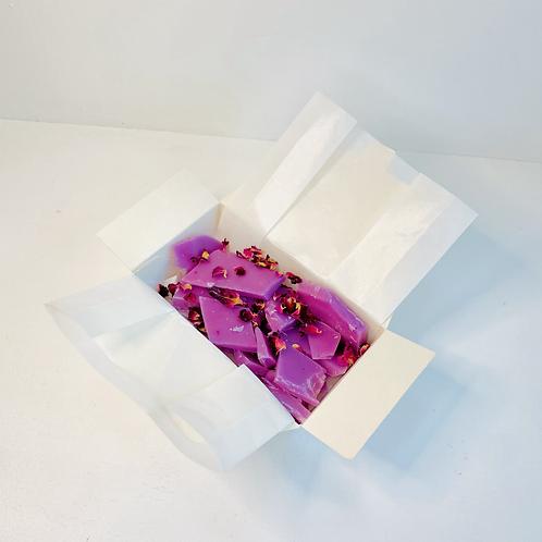Plum Rose & Patchouli Wax Shards