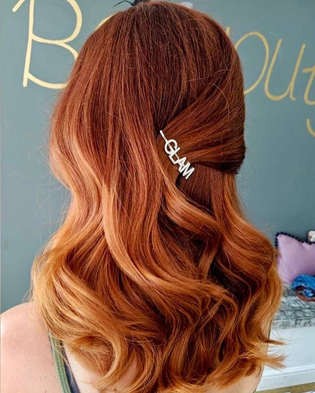 Autumn is calling Hair by Courtney call