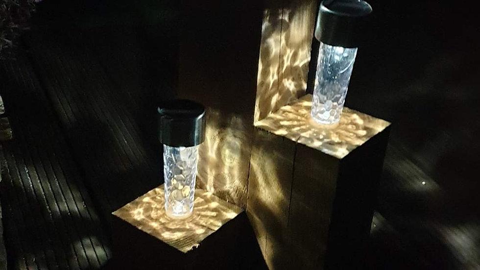 Solar Light Stand