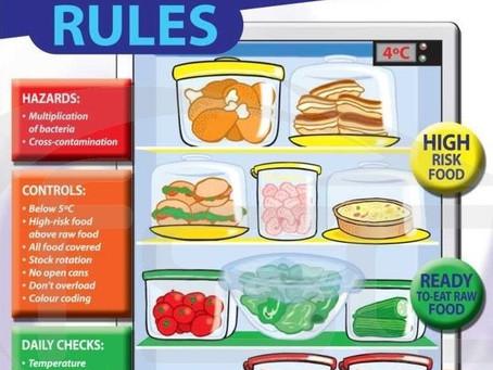 Preparación segura  de alimentos (tips de higiene) y lonchera escolar segura: 10 consideraciones