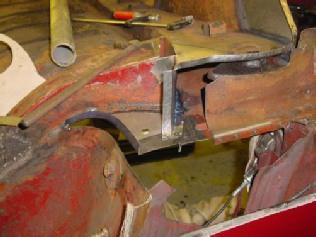 Floor Pan Repair