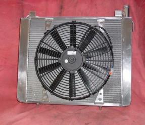 High Capacity Radiator
