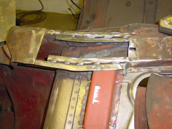 Chassis Corrosion
