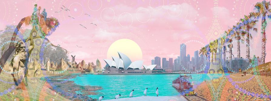Australia by Noma Kim