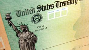 Cheques de estímulo podrían distribuirse antes de lo previsto