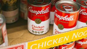 Alimentos disponibles para familias afectadas por pandemia