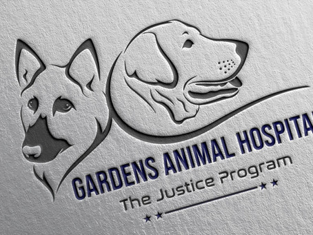 The Justice Program at Gardens Animal Hospital