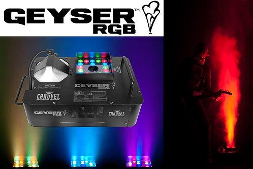 Geyser RGB Pyro Fog Machine