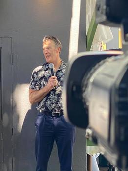 Craig Bellamy Presentation For BDA Albury (Melbourne Storm Coach)
