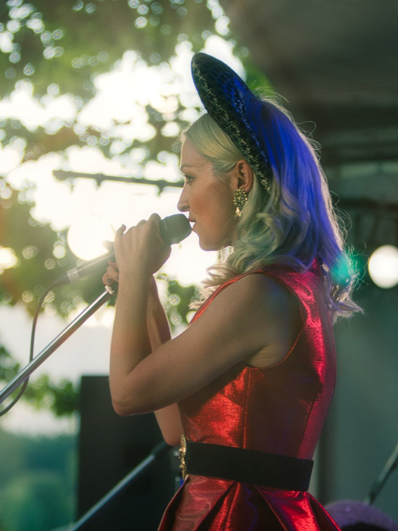 Kate Miller-Heidke LIVE @ Feathertop