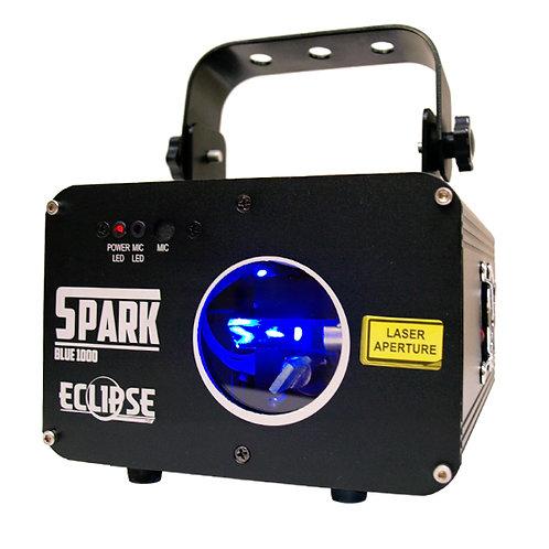 Spark Blue Eclipse Laser