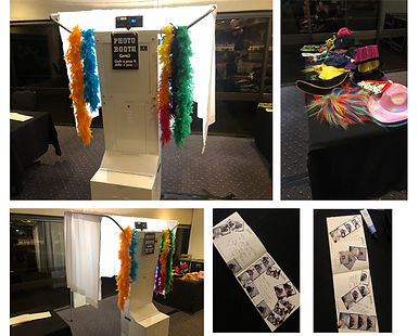 Partyoz Entertainment Photo Booth setup2