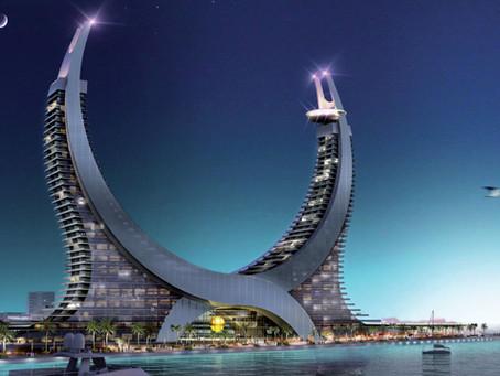Katara Towers Lusail Marina District