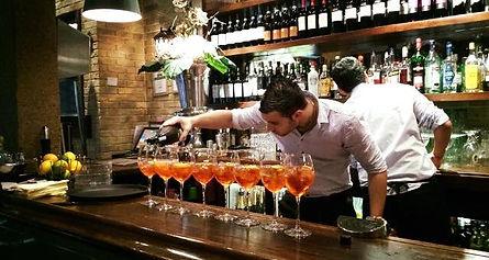 Osso Buco Italian restaurant Weybridge Surrey
