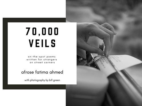 70,000 VEILS