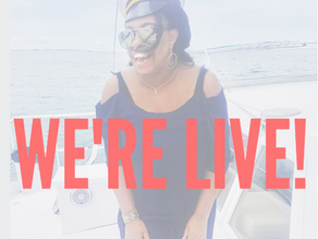 We Are Live !