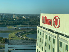 Hilton Orlando|Your Next Family Stay
