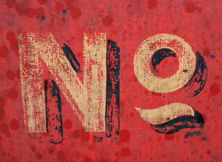 Why It's Ok To Say No