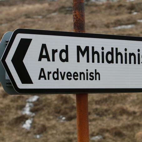 Fàilte gu Alba- Gaelic in Scotland