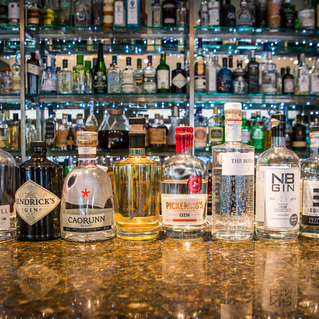 Scottish Gin- A Taste of Things to Come