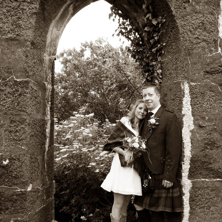 The Imagine Alba Podcast- A Scottish Wedding