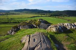 The King's Footprint, Dunadd