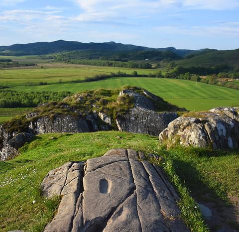 The King's Footprint, Dunadd.jpg