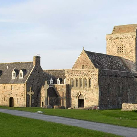 £60,000 upgrade for Iona Abbey