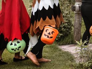 The Imagine Alba Podcast- Did Scotland Invent Halloween?