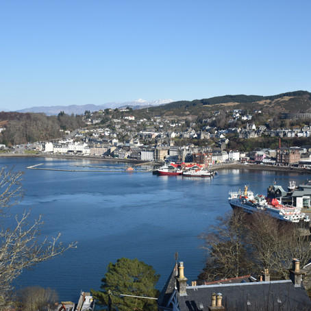 Imagine Oban on a Bespoke Walking Tour!