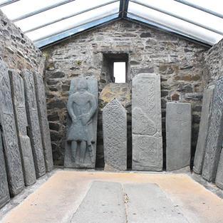 Kilmartin Grave Stones