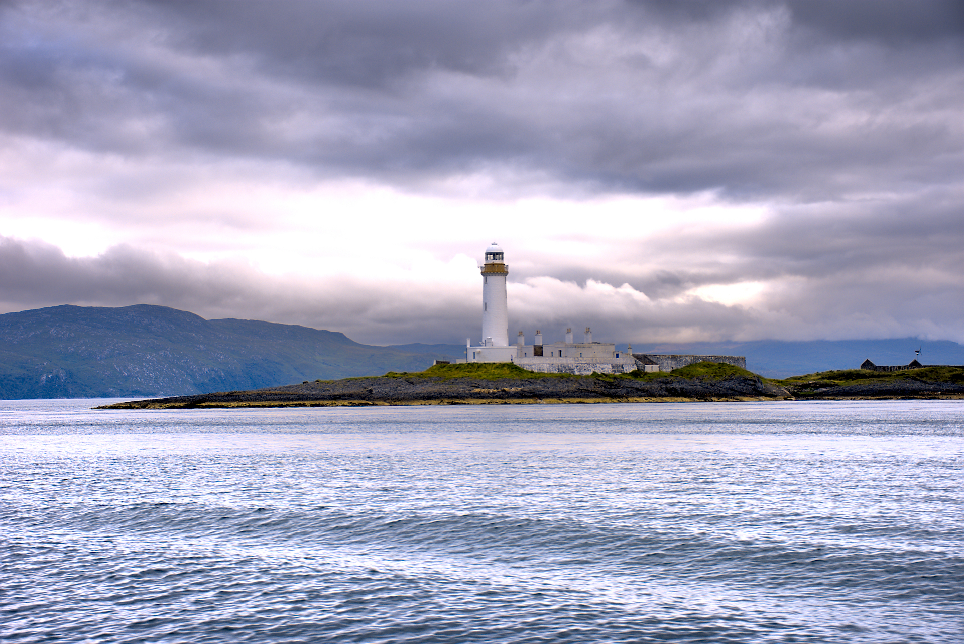 lighthouse mull