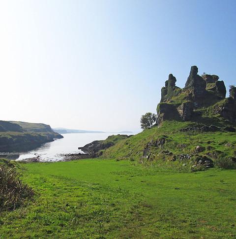 Coefin Castle, Isle of Lismore