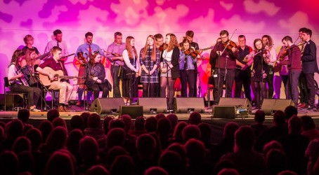 New Album Spotlights Gaelic Music Students