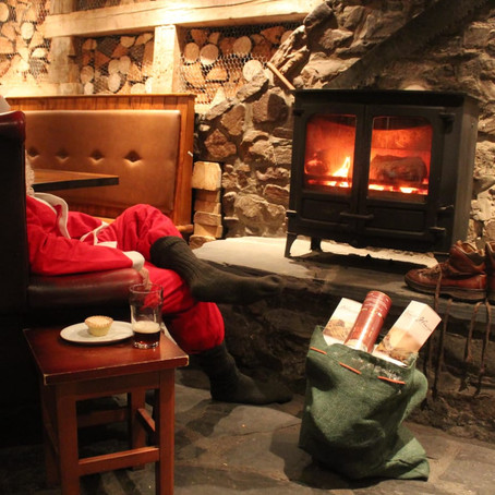 Get cosy in Scotland this winter