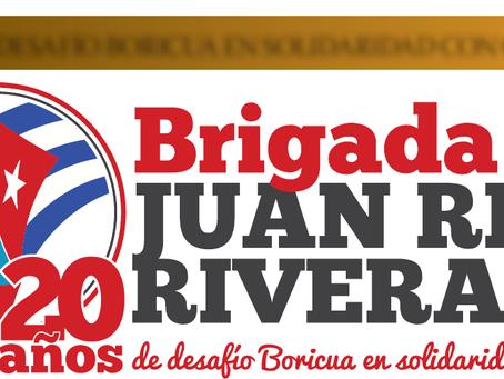 Recuento histórico de la Brigada Juan Ríus Rivera