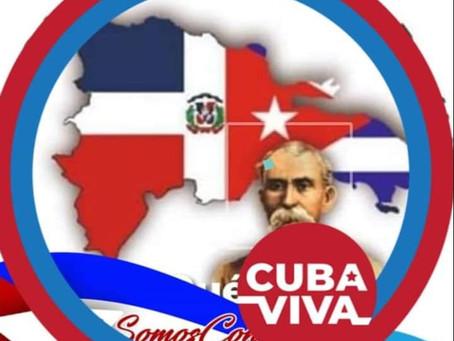 La Solidaridad con Cuba desde la República Dominicana 2020