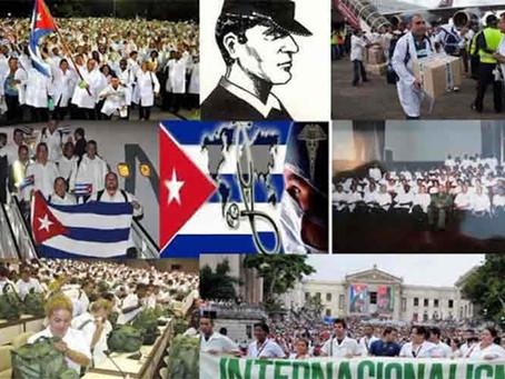 Brigadas Henry Reeve de Cuba, 16 años de páginas solidarias