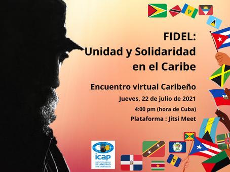DEL ICAP: ENCUENTRO VIRTUAL CARIBEÑO: ESPAÑOL